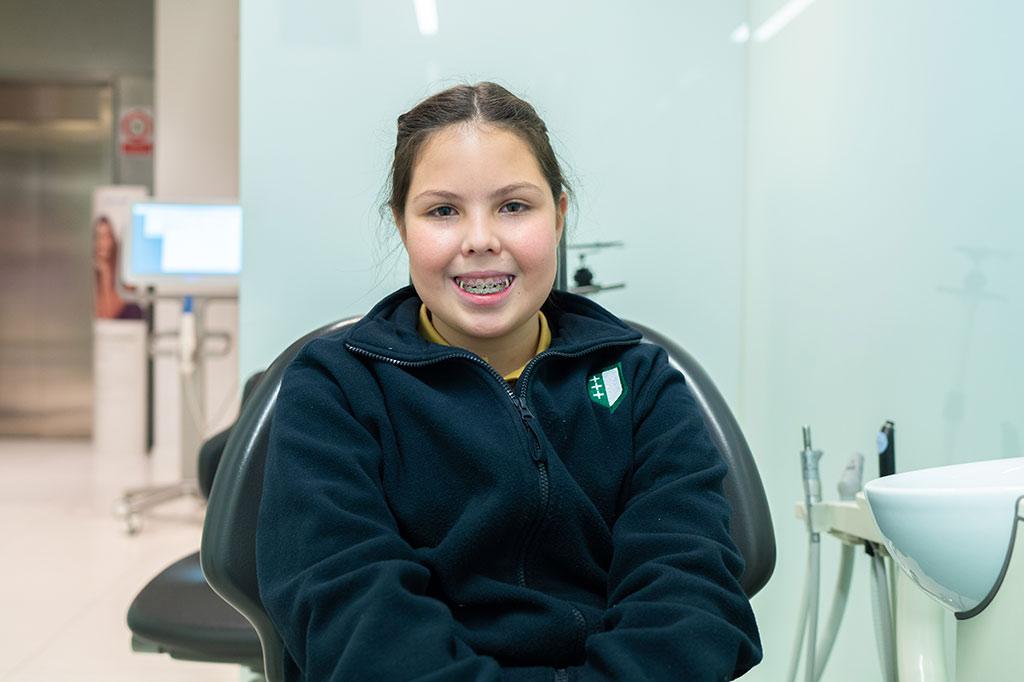 Odontología Infantil - Clínica Vilaboa