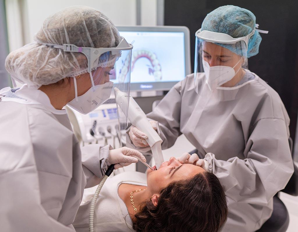 Ortodoncia en Clínica Vilaboa