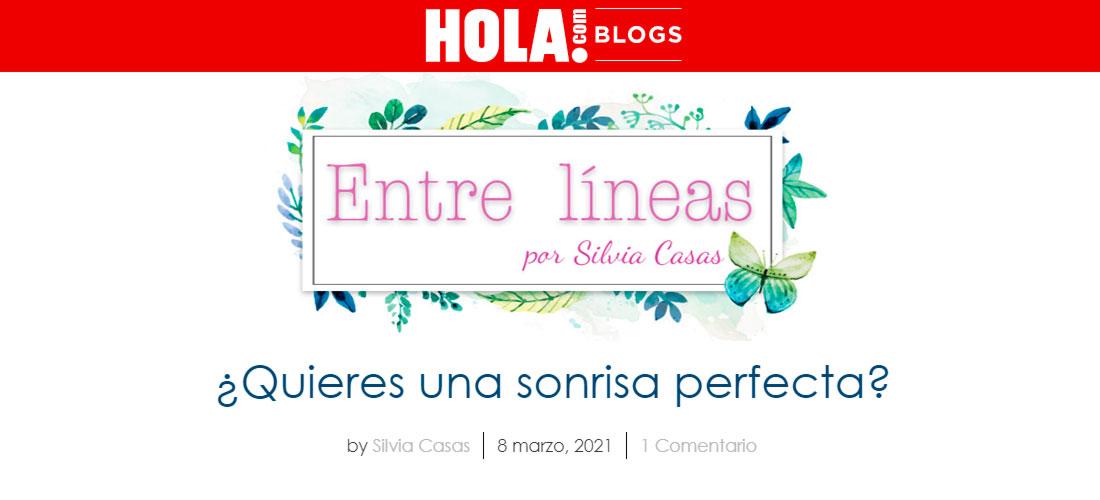 Reportaje en el Hola sobre Clínica Vilaboa