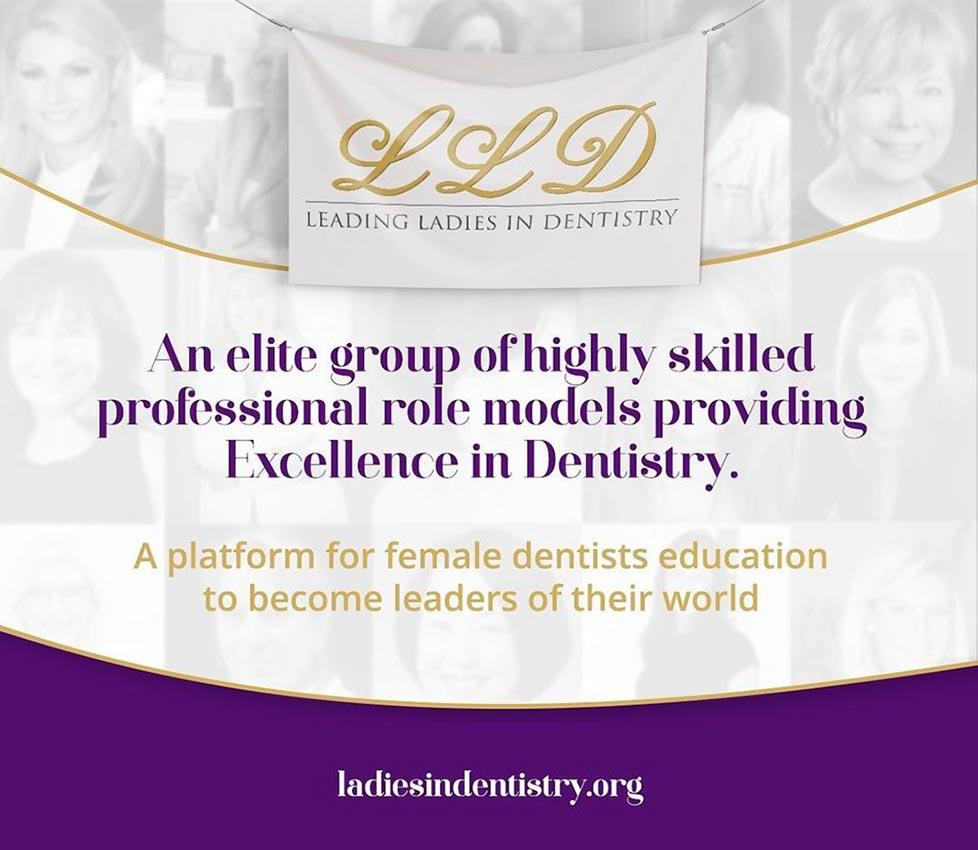 Cuál es la filosofía de Leading Ladies in Dentistry